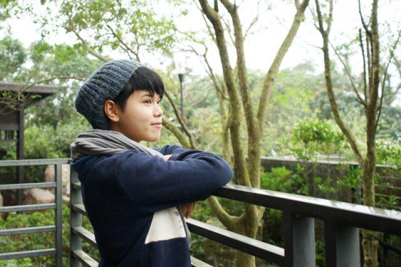 18歲的陳園樵,是台灣最年輕的國際咖啡師(圖/親子天下提供)