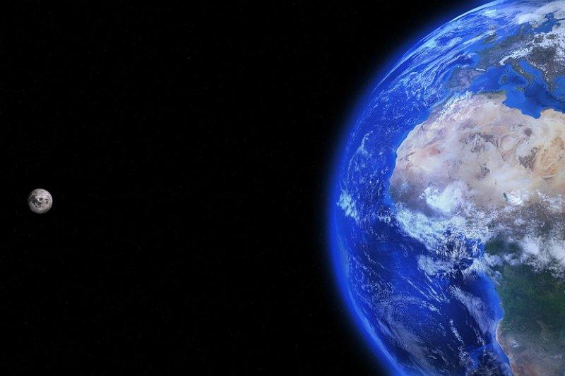 「超級地球」的發現,是人類尋找太陽系以外生命以來,可能性最高的標的。(圖/qimono@pixabay)