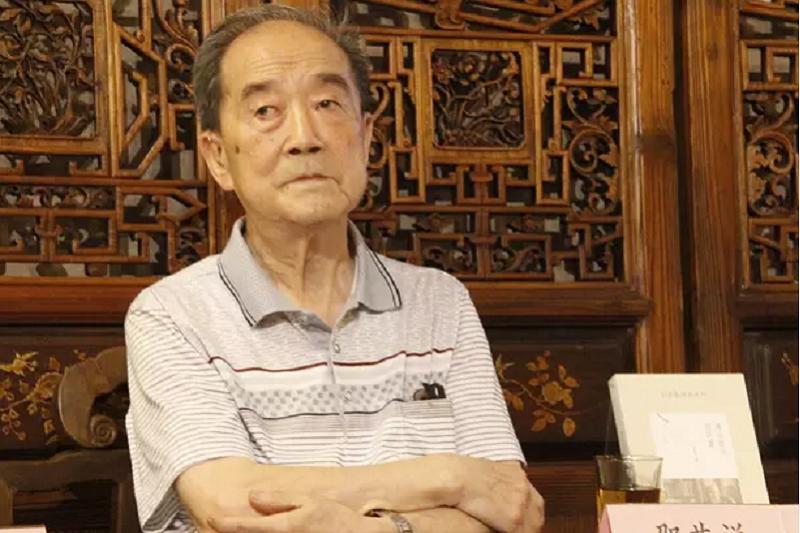 當年詩人北島發起公開信呼籲大赦政治犯,邵燕祥是第一位簽名的。(取自獨立中文筆會)