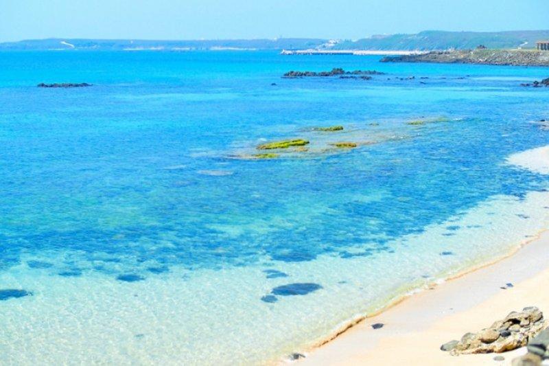來到澎湖,這些美麗海灘千萬不要錯過!(圖/KKDAY提供)