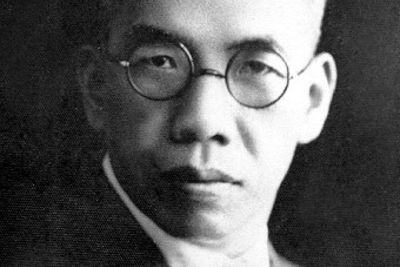 魯迅、陳儀的摯友,台灣光復後任台灣省編譯館館長許壽裳先生。(取自網路)