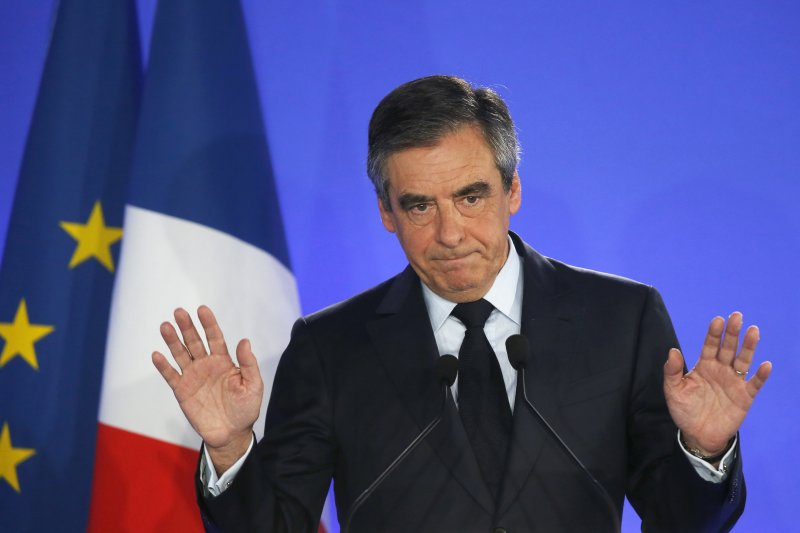 法國總統大選:傳統右派政黨「共和黨」候選人費雍落敗(AP)