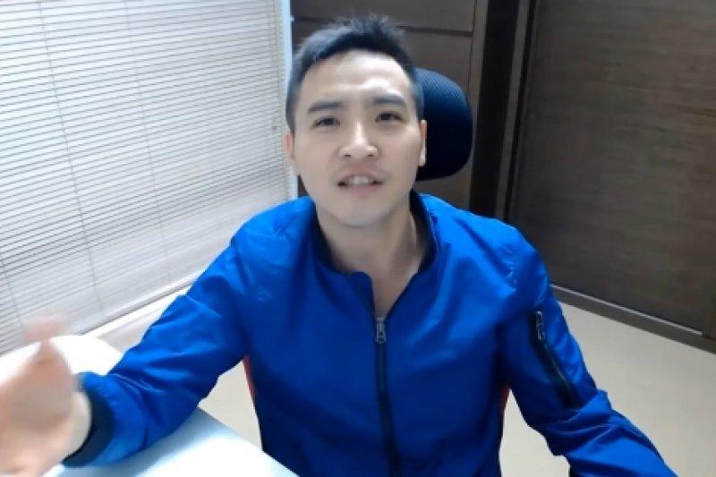 谷阿莫說,希望透過這件案子,「讓台灣的法律能夠清楚的劃定界限,讓創作者能夠有所適從。」(資料照,取自谷阿莫臉書)