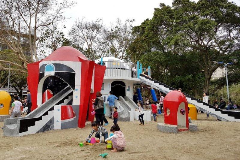 越來越多座特色公園,現在的小朋友好幸福!(圖/Klook)