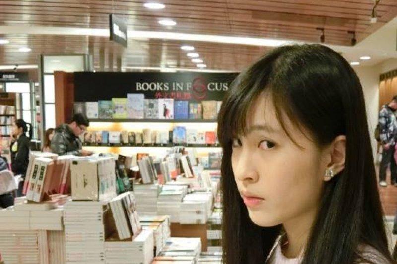 《房思琪的初戀樂園》作者林奕含自殺過世,高雄市議員蕭永達今日更爆疑似當年「誘姦」的補教名師。(資料照,取自林奕含臉書)