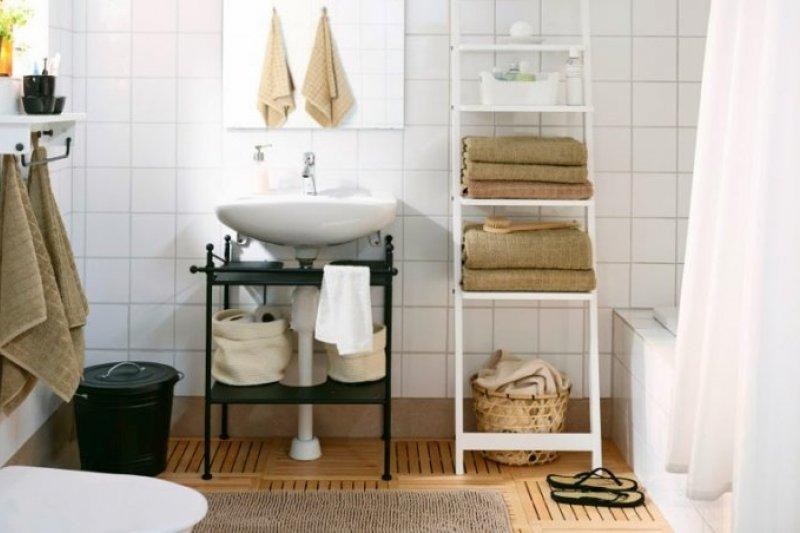 用心布置的話,家裡的浴室也可以是最美的角落。(圖/點一點設計提供)