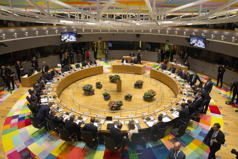 歐盟為因應英國脫歐,29日下午召開特別高峰會(美聯社)