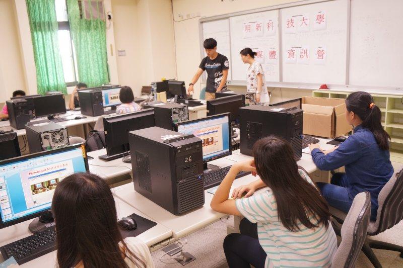 2017-05-02-芎林國中資訊科技電腦教室-取自教育部網站