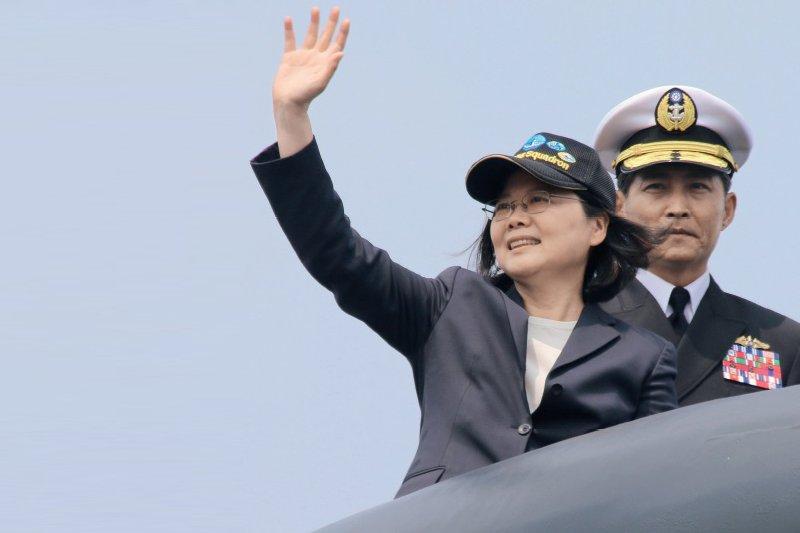 台灣面對遠比澳洲還要惡劣百倍的軍購環境,對於自製潛艦有何樂觀的本錢?(陳宗逸提供)