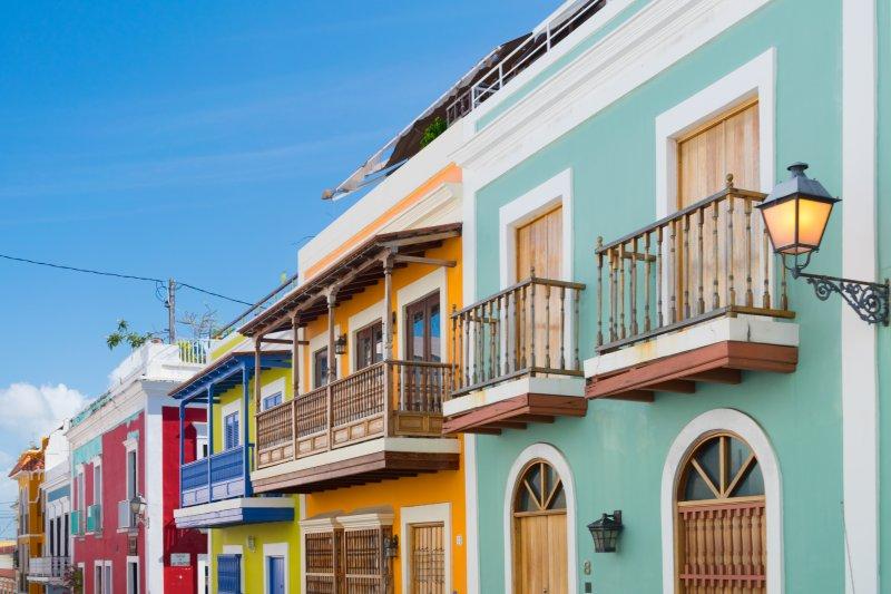 波多黎各首府聖胡安(San Juan)(Brad Clinesmith@Wikipedia / CC BY-SA 2.0)
