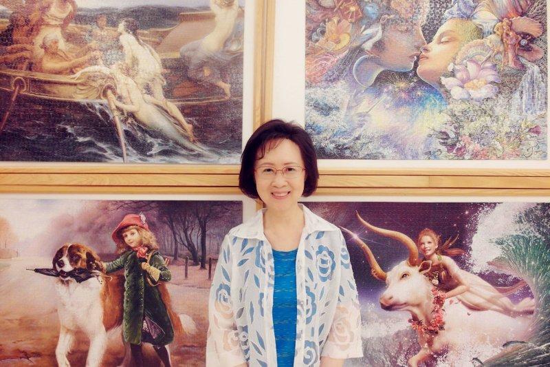 作家瓊瑤25日於臉書提及為丈夫慶祝90歲生日,除了透露不捨病痛外,她更表示新作已完成。(資料照,取自瓊瑤臉書)