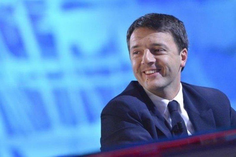 義大利總理倫齊。