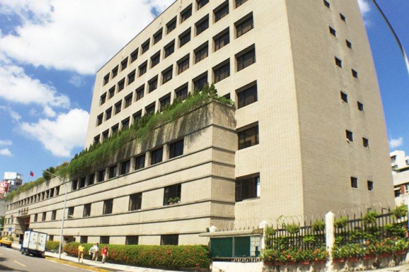 2017-05-09-經濟部大門-公署外觀-門口-取自經濟部網站