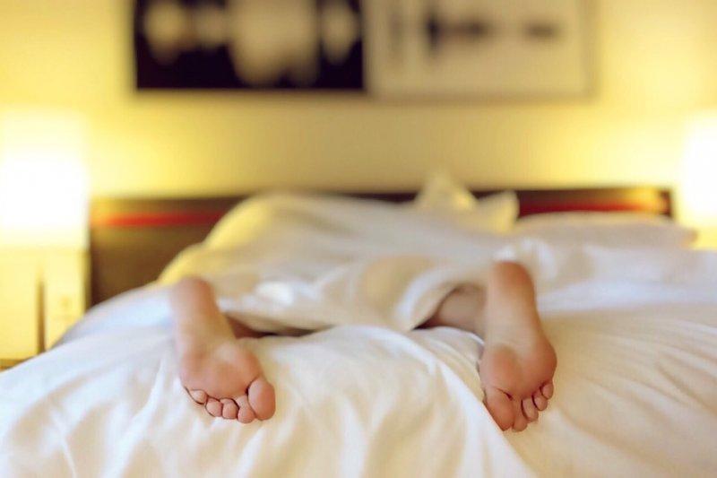 別以為失眠沒關係,高達六成的大腸癌患者都有睡眠問題的ˊ前兆...(示意圖/Pixabay)