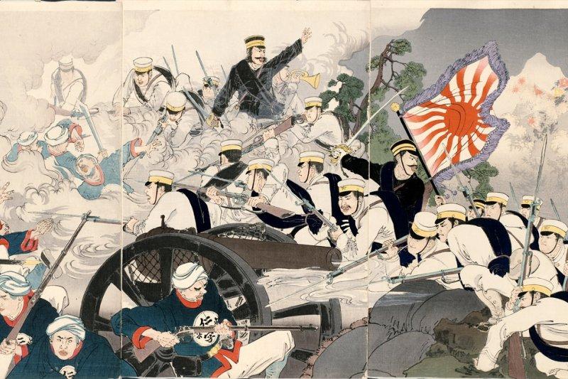 日本人相信,當一個人的死法愈是壯烈,他新生的魂魄將擁有愈強大的力量...(圖/wikimedia commons)