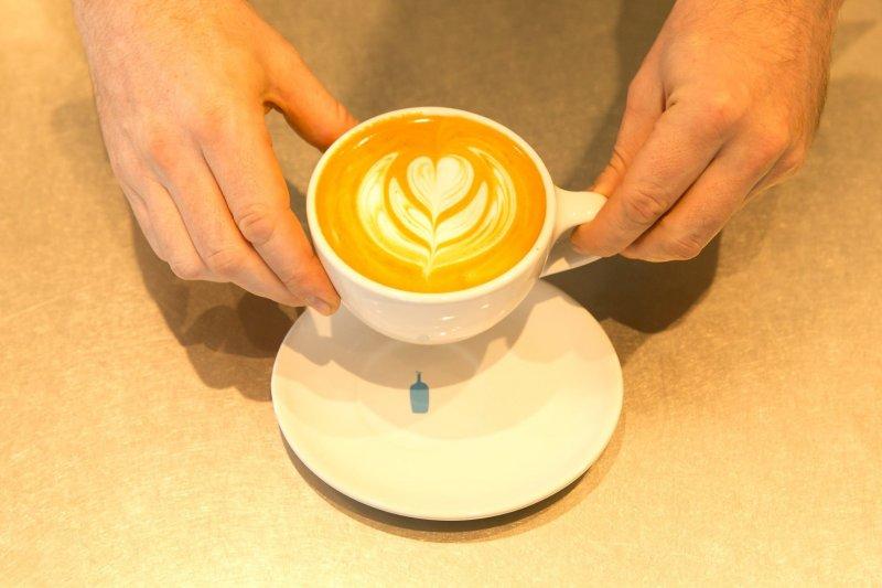 除了提神,咖啡對於維持身體健康也有強大功效!(圖/Blue Bottle Coffee Japan@facebook)