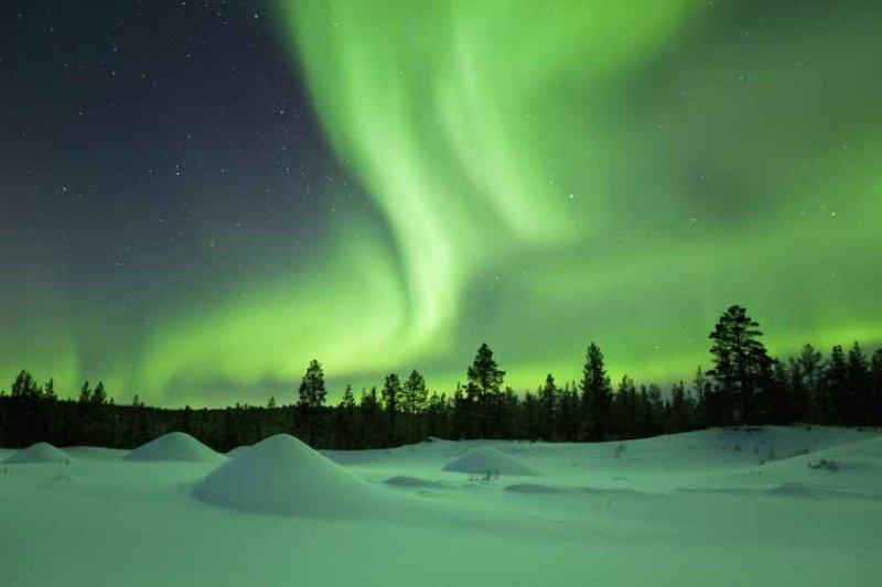 北極光眩目斑斕,充滿著許多神祕,到底令人最嚮往在哪個國家一窺歐若拉真面目呢?(圖/Viaggio Routard@flickr)