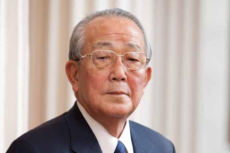 日本經營之聖稻盛和夫認為,在遭逢災難、痛苦、不幸等種種狀況時,更是感謝的「絕佳時機」。(資料照,wikimedia commons)