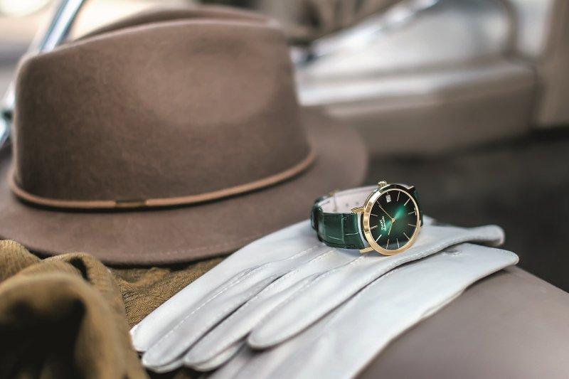 伯爵推出超薄腕錶,巔覆製錶界,確立優雅新定義。(圖/PIAGET提供)