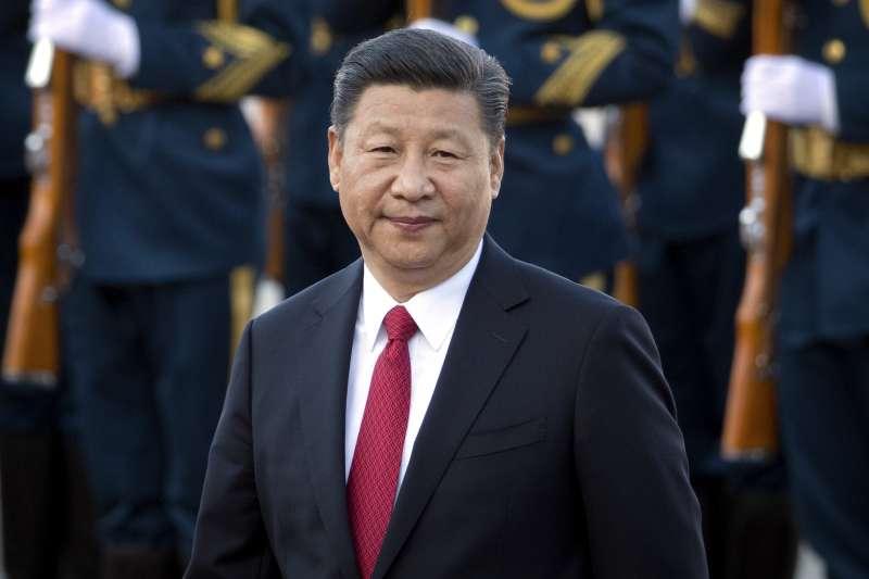 北京從來不放棄以武力統一台灣的宣稱,目的不外是在台灣内部製造恐懼,並提供其代理人或團體一個合理化的出發點。(資料照,美聯社)