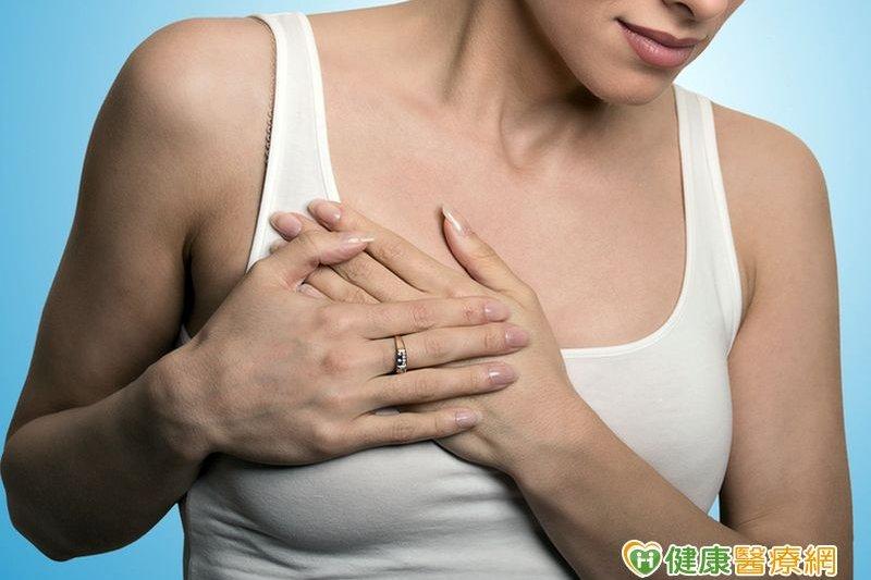 早期乳癌幾乎是「無感」的!痛的時候已經太晚,專家:有這5個症狀務必立刻就醫
