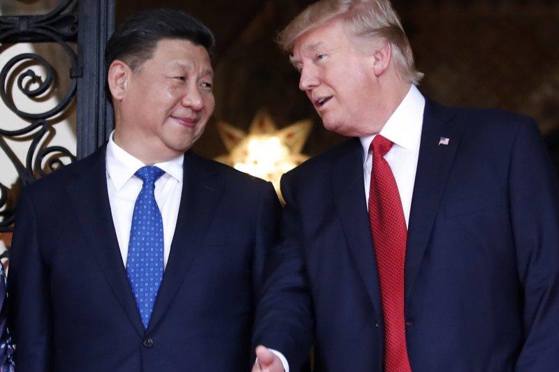 美國總統川普十一月即將訪中,「川普二會」對台灣將有何衝擊?(資料照/AP)