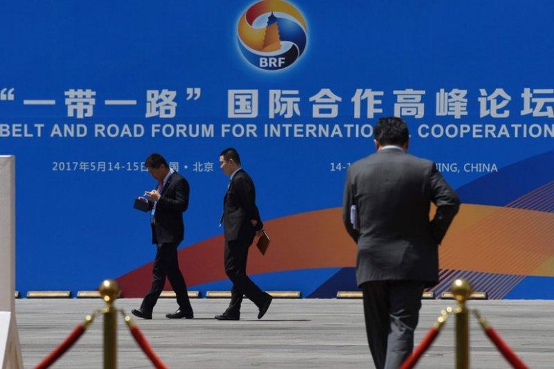 中國稱歡迎所有國家參加「一帶一路」論壇並謀求合作。(圖取自BBC中文網)