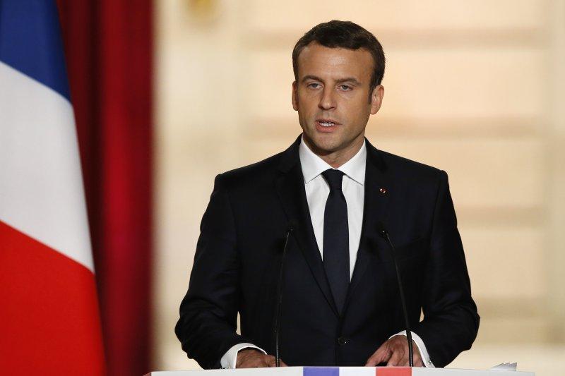 法國新總統馬克宏公布首波內閣人事名單-風傳媒