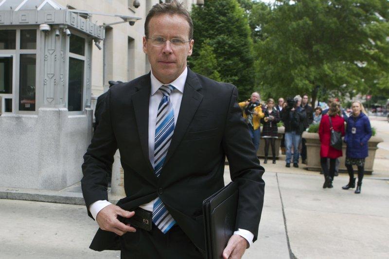 美國聯邦調查局(FBI)局長新人選:FBI特工亞當.李(Adam Lee)(AP)