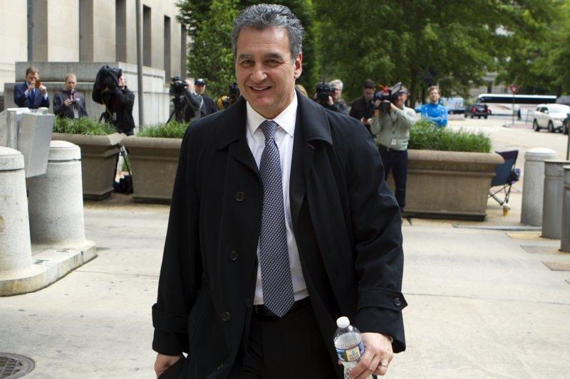 美國聯邦調查局(FBI)局長新人選:紐約上訴法院法官賈西亞(Michael Garcia)(AP)