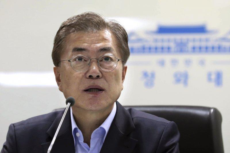 薩德系統成為南韓新總統文在寅的頭痛問題。(AP)