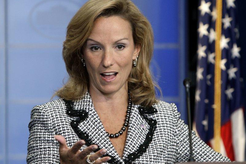 美國聯邦調查局(FBI)局長新人選:小布希時期的國土安全顧問湯生(Frances Townsend)(AP)
