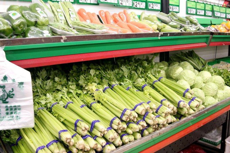 城鄉合作讓蔬果流通更便捷,更不浪費!(示意圖/jsbaw7160@pixabay)