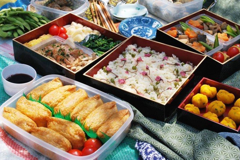 世界首屈一指的雜食民族,就是日本人...(圖/Kohei Uesaka@flickr)