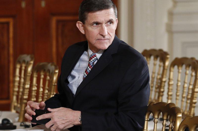 川普第一任白宮國家安全顧問佛林(Michael Flynn)(AP)