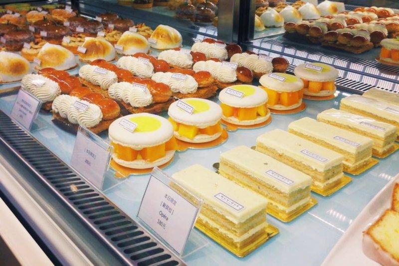 台北巷弄裡藏著許多美麗又好吃的甜點店,千萬別錯過!(圖/WUnique Pâtisserie 法式甜點@Facebook)