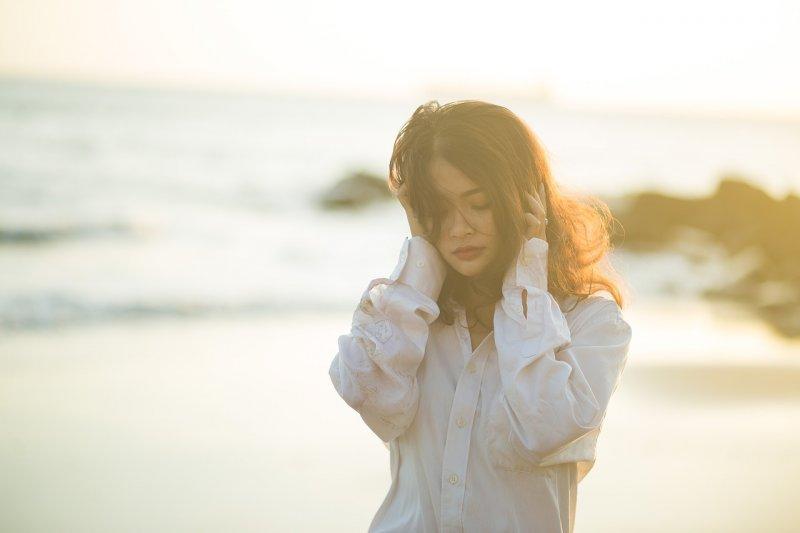 女性因荷爾蒙因素,失眠人口是男性的1.4倍之多。(圖/trinhkien91@pixabay)
