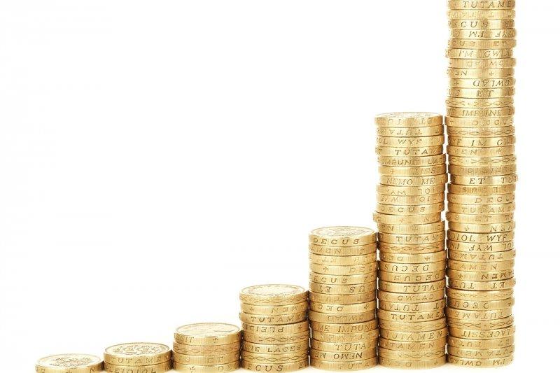 債券與現金恐被通貨膨脹侵蝕。(圖/PublicDomainPictures@pixabay)