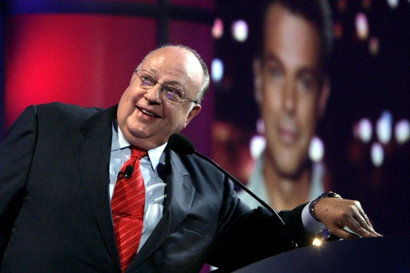 美國福斯新聞網創辦人、保守派媒體教父艾爾斯(AP)
