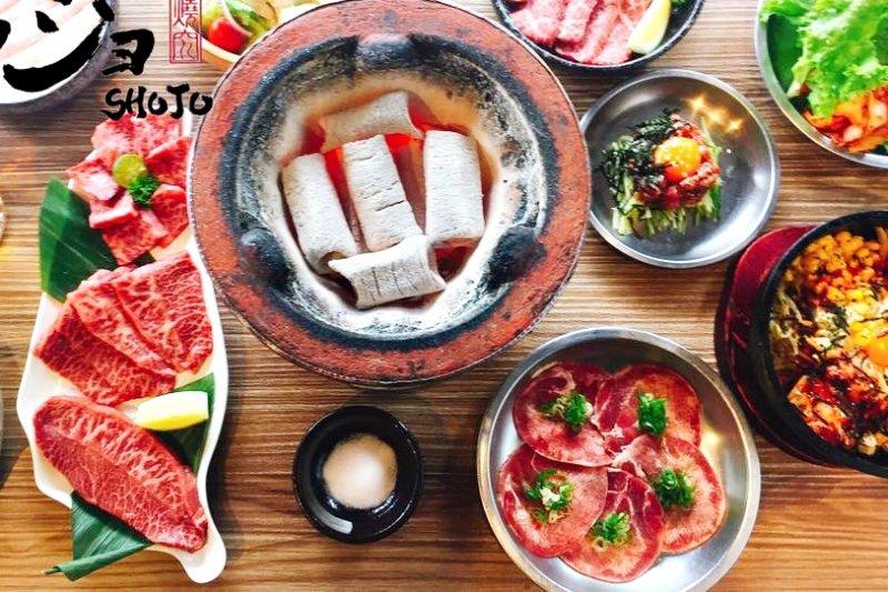 別以為台南只有各式古早味小吃最吸引人!(圖/焼肉ショジョ@facebook)