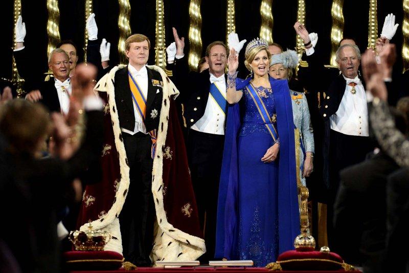 荷蘭國王威廉-亞歷山大。(美聯社)