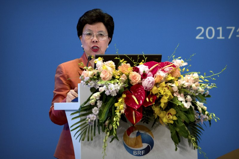 世界衛生組織(WHO)總幹事陳馮富珍(AP)