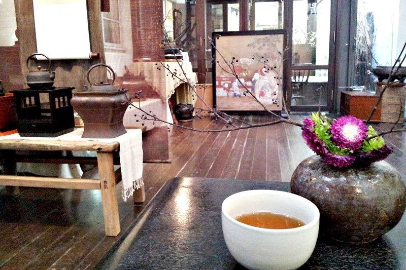 這兒可是台灣第一間茶館,還被列為古蹟。(圖翻攝自/紫藤廬 Wistaria Tea House@facebook)
