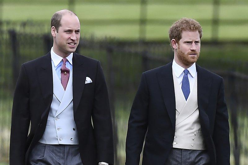 英國凱特王妃的妹妹琵琶.密道頓(Pippa Middleton)5月20日完成終身大事,威廉王子與哈利王子出席(AP)