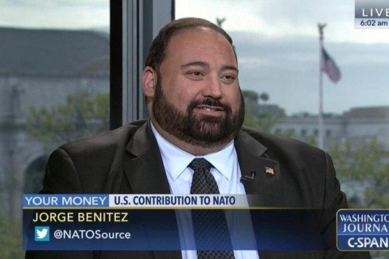 大西洋理事會的北約研究部門主任貝尼特斯。