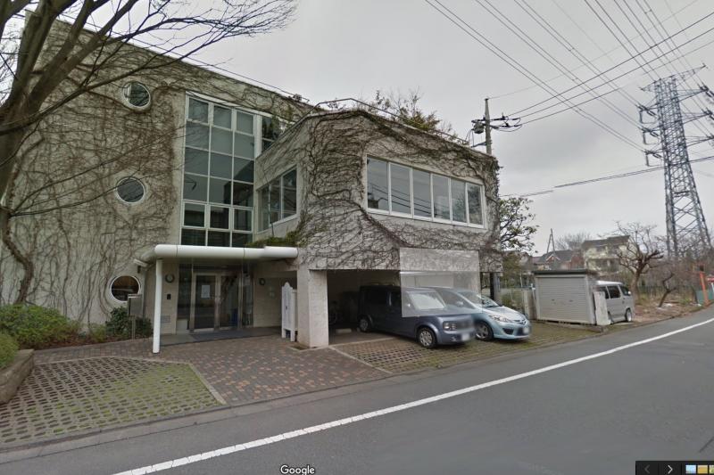 位於東京都小金井市的吉卜力工作室。(Google街景)