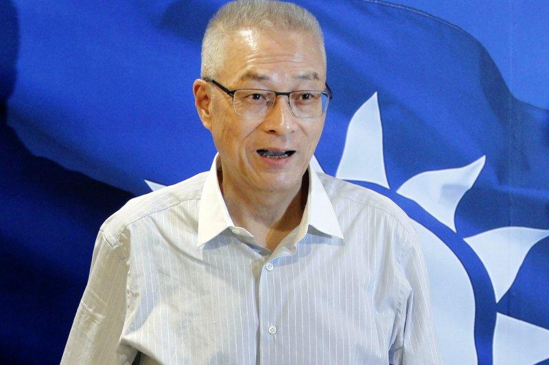 中國國民黨5月20日舉行黨主席選舉投票,前副總統吳敦義順利當選,作者認為,這些都已經在對岸的掌握之中。(AP)