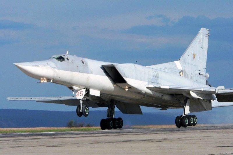 俄羅斯圖-22M3逆火式轟炸機(翻攝網路)