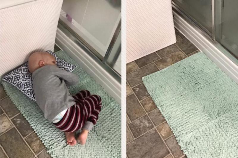 4歲男孩Nolan因癌過世,媽媽寫下最動人的臨終點滴,感動了全球百萬人...(圖/NolanStrong@Facebook)