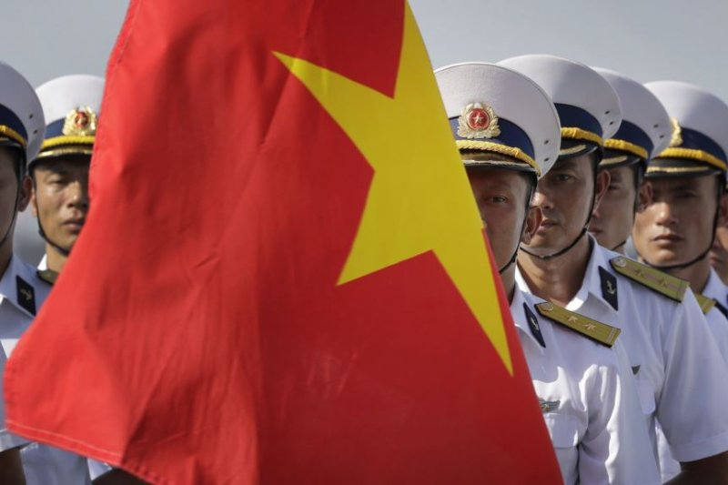 越南海軍(美國之音)